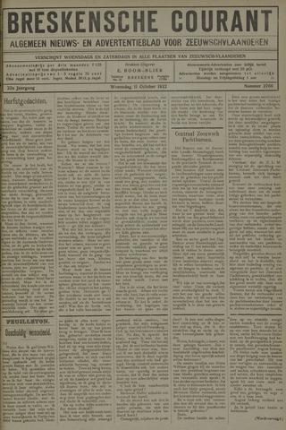 Breskensche Courant 1922-10-11