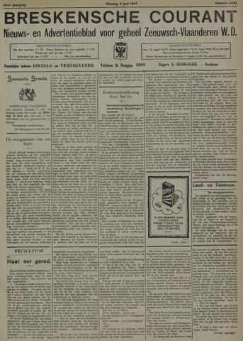 Breskensche Courant 1937-06-08