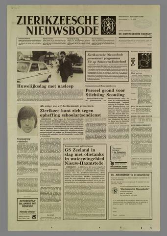 Zierikzeesche Nieuwsbode 1985-08-27