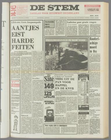 de Stem 1978-02-09