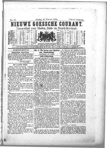 Nieuwe Goessche Courant 1878-02-26