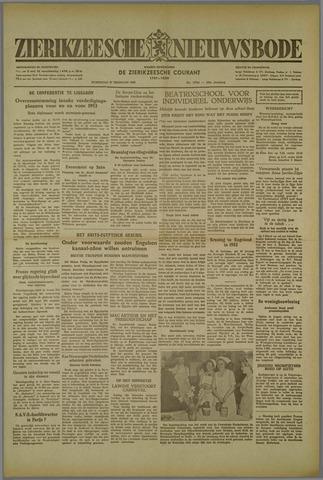 Zierikzeesche Nieuwsbode 1952-02-27