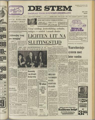 de Stem 1973-12-20