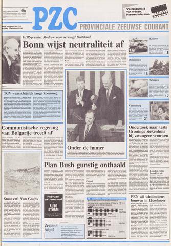 Provinciale Zeeuwse Courant 1990-02-02