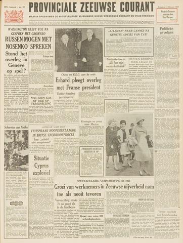 Provinciale Zeeuwse Courant 1964-02-15