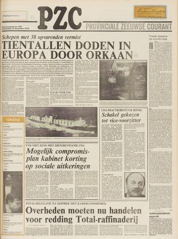 Provinciale Zeeuwse Courant 1978-12-14
