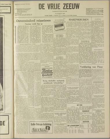 de Vrije Zeeuw 1960-01-09