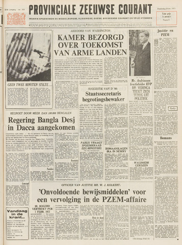 Provinciale Zeeuwse Courant 1971-12-23