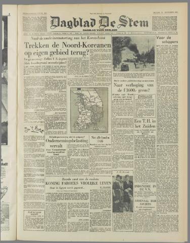 de Stem 1950-09-29