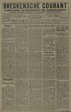 Breskensche Courant 1927-04-30
