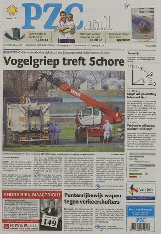 Provinciale Zeeuwse Courant 2011-03-26