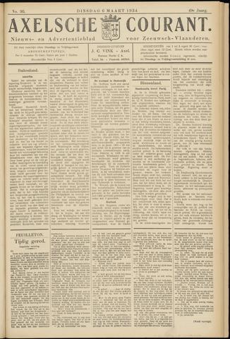 Axelsche Courant 1934-03-06