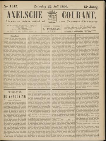 Axelsche Courant 1899-07-22