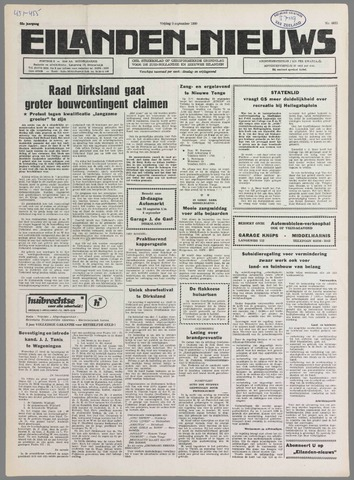 Eilanden-nieuws. Christelijk streekblad op gereformeerde grondslag 1980-09-05