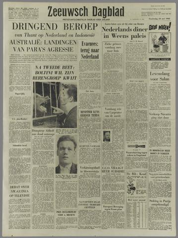 Zeeuwsch Dagblad 1962-05-24
