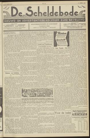 Scheldebode 1962-04-13