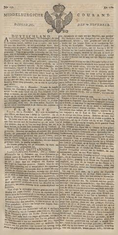 Middelburgsche Courant 1780-11-14