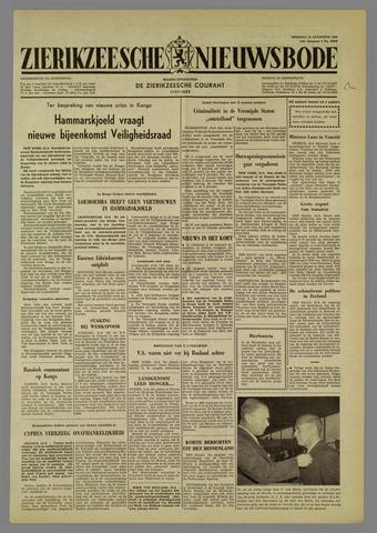 Zierikzeesche Nieuwsbode 1960-08-16