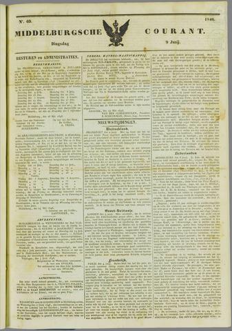 Middelburgsche Courant 1846-06-09