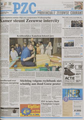 Provinciale Zeeuwse Courant 2005-04-14