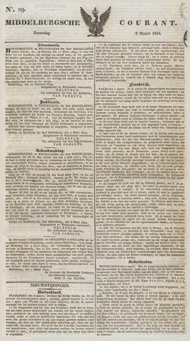 Middelburgsche Courant 1834-03-08