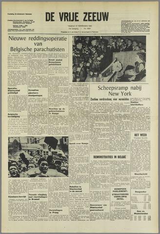 de Vrije Zeeuw 1964-11-27