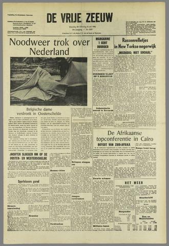 de Vrije Zeeuw 1964-07-20