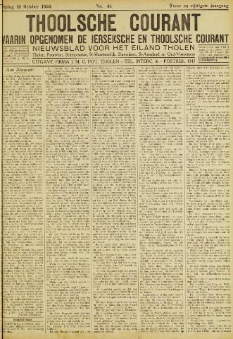 Ierseksche en Thoolsche Courant 1935-10-11