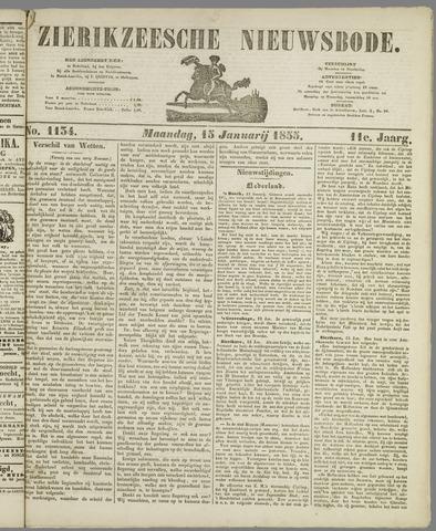 Zierikzeesche Nieuwsbode 1855-01-15