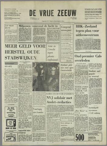 de Vrije Zeeuw 1971-12-31
