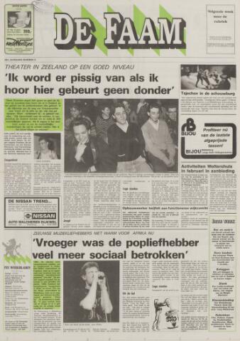 de Faam en de Faam/de Vlissinger 1988-02-03
