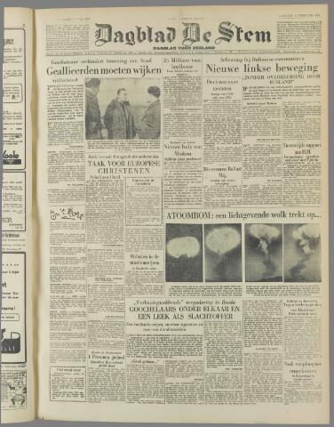 de Stem 1951-02-12