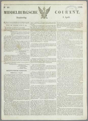Middelburgsche Courant 1862-04-03