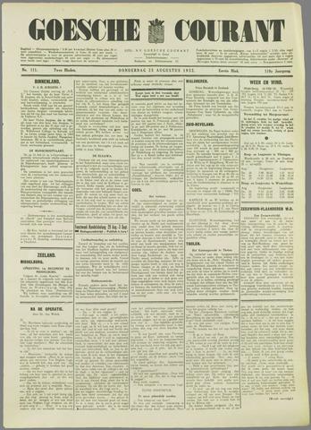 Goessche Courant 1932-08-25
