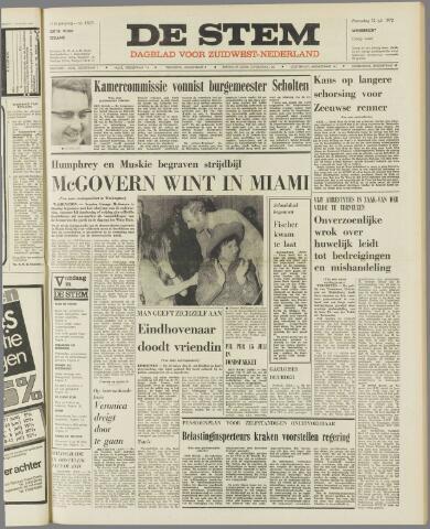 de Stem 1972-07-12