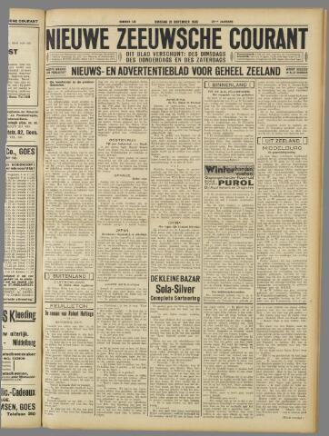 Nieuwe Zeeuwsche Courant 1933-11-21