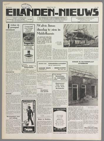Eilanden-nieuws. Christelijk streekblad op gereformeerde grondslag 1976-07-16