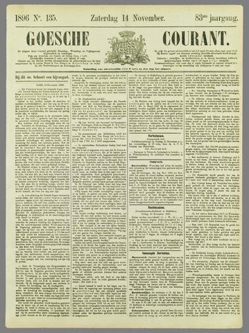 Goessche Courant 1896-11-14