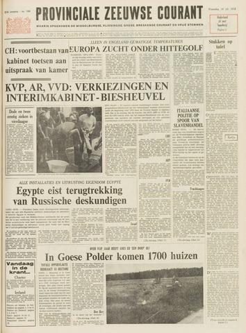 Provinciale Zeeuwse Courant 1972-07-19