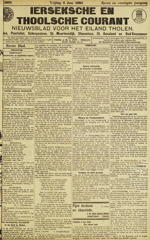 Ierseksche en Thoolsche Courant 1930-06-06