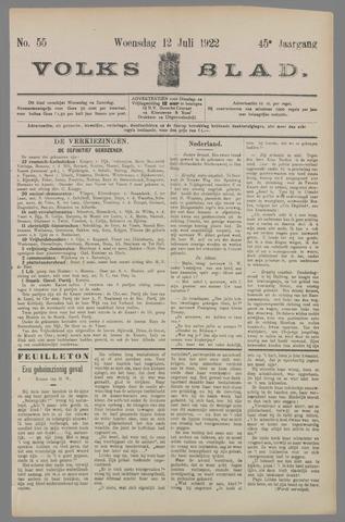 Volksblad 1922-07-12