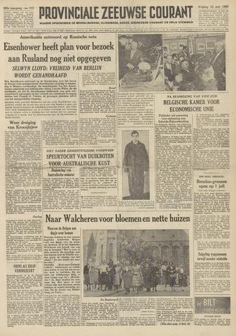 Provinciale Zeeuwse Courant 1960-05-13