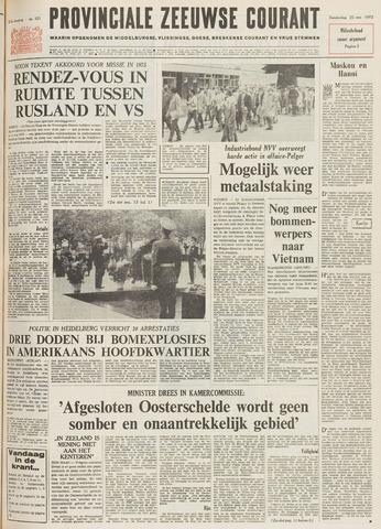 Provinciale Zeeuwse Courant 1972-05-25