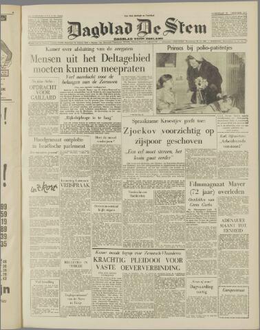 de Stem 1957-10-30
