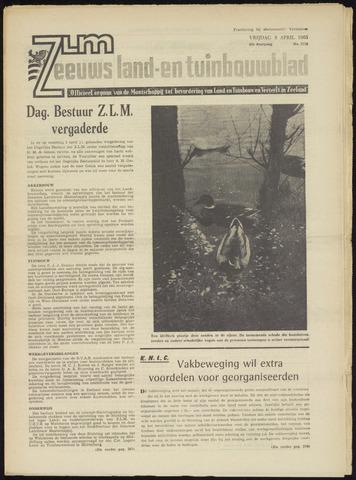 Zeeuwsch landbouwblad ... ZLM land- en tuinbouwblad 1965-04-09