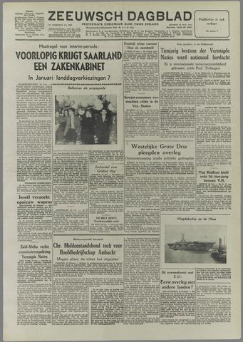 Zeeuwsch Dagblad 1955-10-25