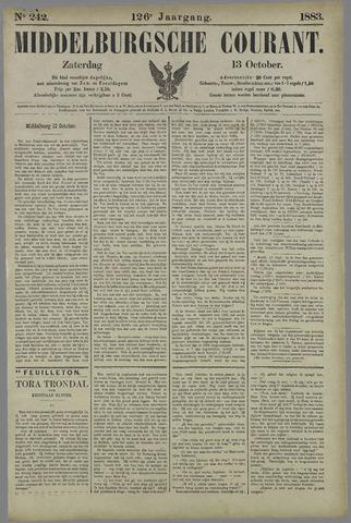 Middelburgsche Courant 1883-10-13