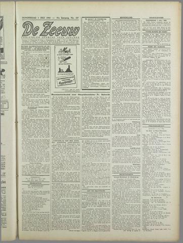De Zeeuw. Christelijk-historisch nieuwsblad voor Zeeland 1943-07-01