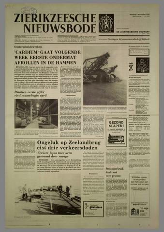 Zierikzeesche Nieuwsbode 1982-11-09