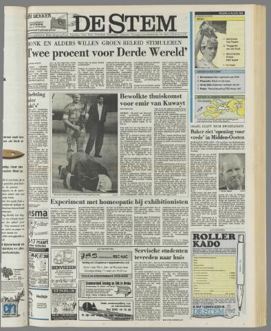 de Stem 1991-03-15